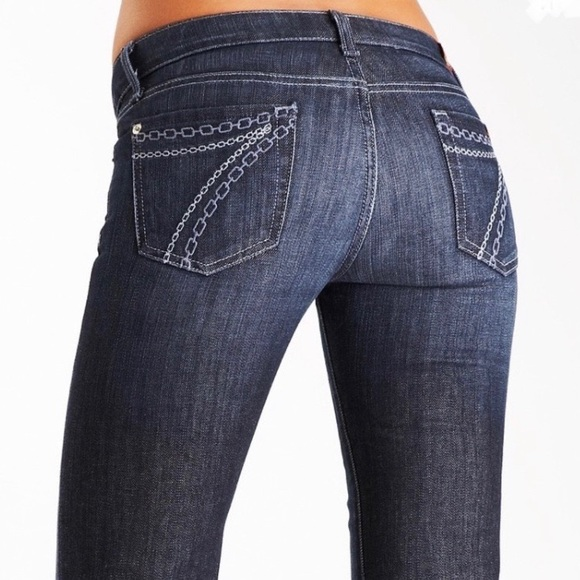 7 For All Mankind Denim - 7 For All Mankind Chain Dojo's Size 27